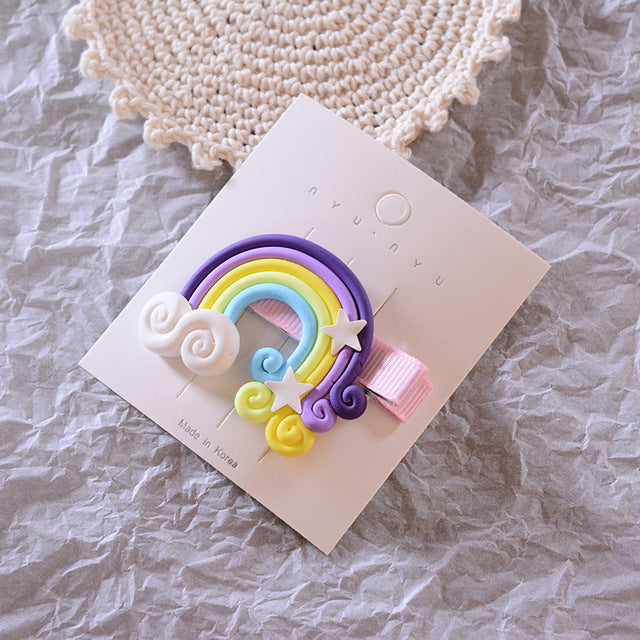 Harajuku Candy Hair Clips the-kawaii-shoppu.myshopify.com 8 / China