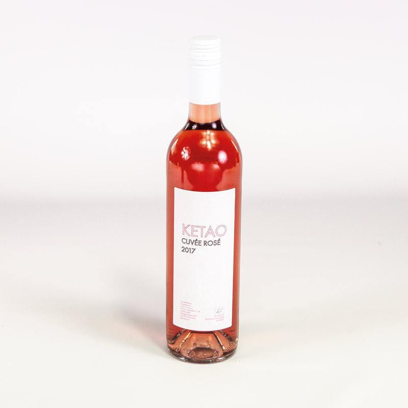 KETAO CUVÉE ROSÉ - 0,75l - EAT TOGETHER ONLINE - Die Versandkantine