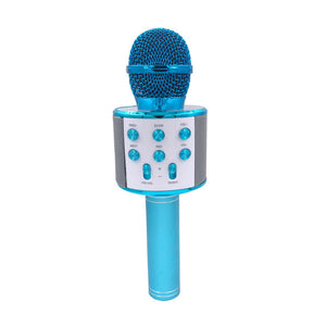 Wireless Microphone Portable Bluetooth Mini Home Ktv For Music Playing Singing Speaker Player