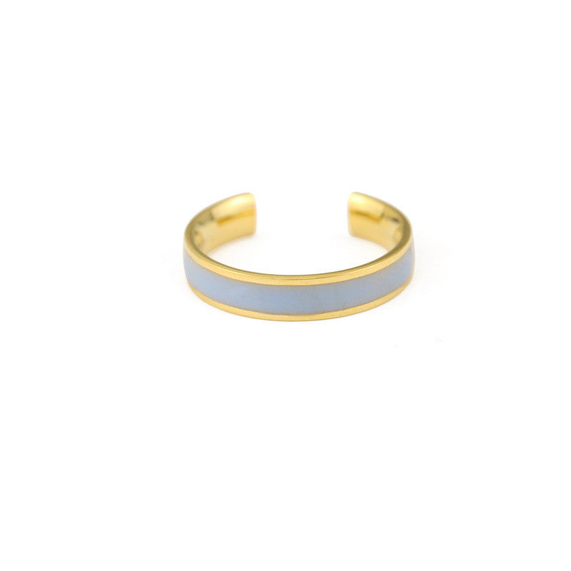 Oil Color Ring