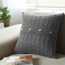 Load image into Gallery viewer, Woven Sofa Creative Nordic Simplicity Pillowcase