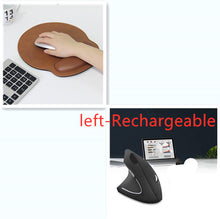 Load image into Gallery viewer, Ergonomic Vertical Wireless Mouse 6 Buttons Optical Mice