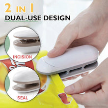 Load image into Gallery viewer, 2 IN 1 Portable Sealing Machine