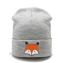 Load image into Gallery viewer, Embroidered Wool Beanie