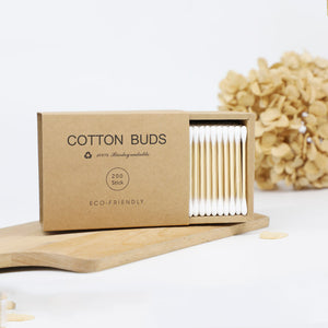 Bamboo Stick Cotton Swab