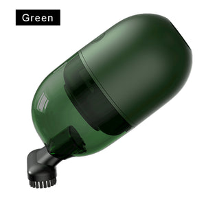 Portable Wireless Mini Vacuum Cleaner Small Handheld Car Interior Desktop Dust Cleaning Tool