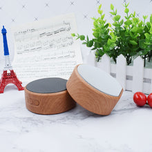 Load image into Gallery viewer, Mini Wood Bluetooth Speaker Portable Outdoor Wireless Gadgets