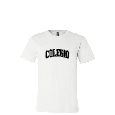 COLEGIO VARSITY T-SHIRT + DIGITAL ALBUM