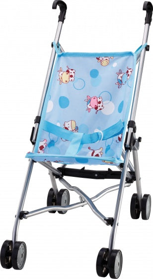 buggy Dolls Blue VE 12 55 cm