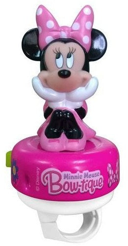 3D-fietsbel Minnie Mouse 55 mm