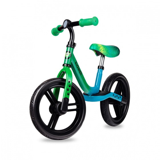 Sparrow 12 Inch Junior Wit/Turquoise