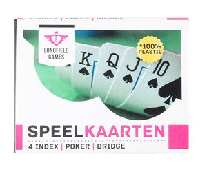 speelkaarten set in doosje