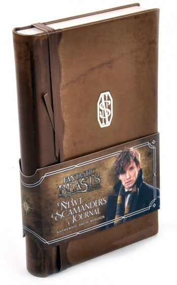 dagboek Fantastic Beasts: Newt Scamander's Journal