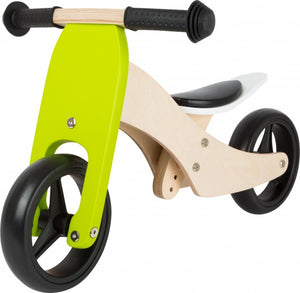 Tricycle Trike 2-in-1 loopfiets 10 Inch Junior