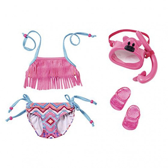 Baby Born Play & Fun Zwemkleding  3-delig
