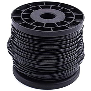 Steel cable for winter cover above ground pool (price per foot)