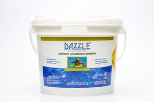 Unstabilized chlorine of superior quality 8kg and 20kg