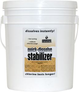 Quick Dissolving Stabilizer - Natural Chemistry