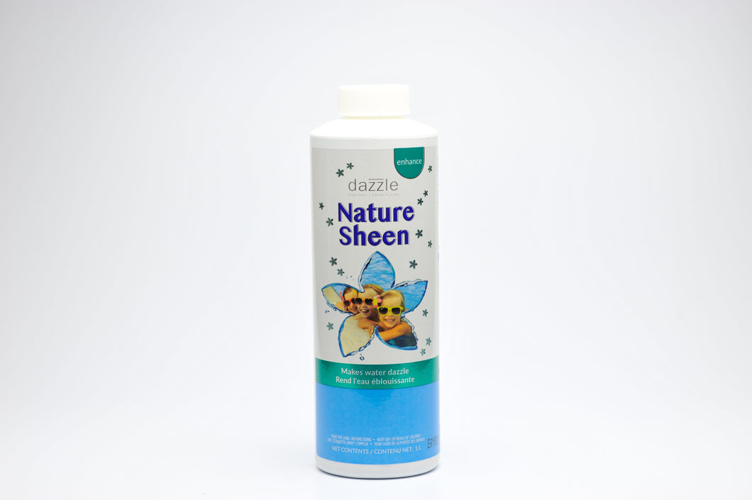 Concentrated clarifying liquid - Nature Sheen