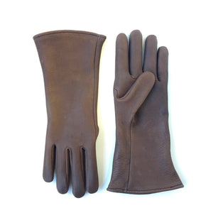 Thurlow Deerskin Gauntlet: Lined
