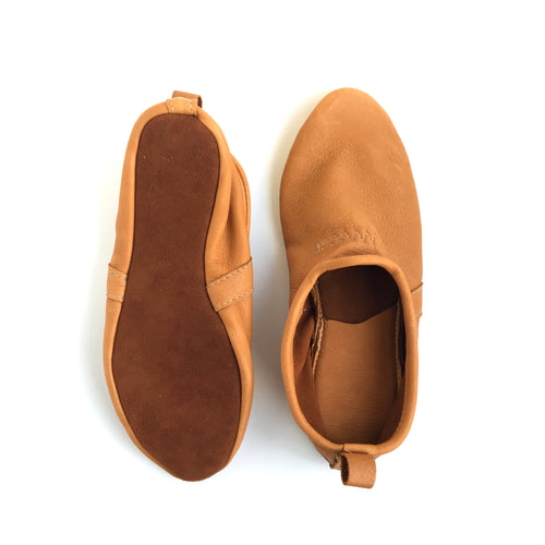 Thurlow Deerskin Slippers