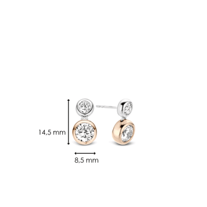 TI SENTO - Milano Earrings 7746ZR