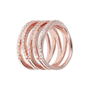 Infinity Multistrand Ring