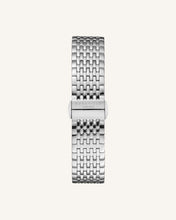 Load image into Gallery viewer, The Upper East Side White Silver 33mm