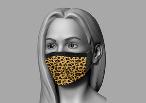 THE STANDARD FACE MASK - The Animal