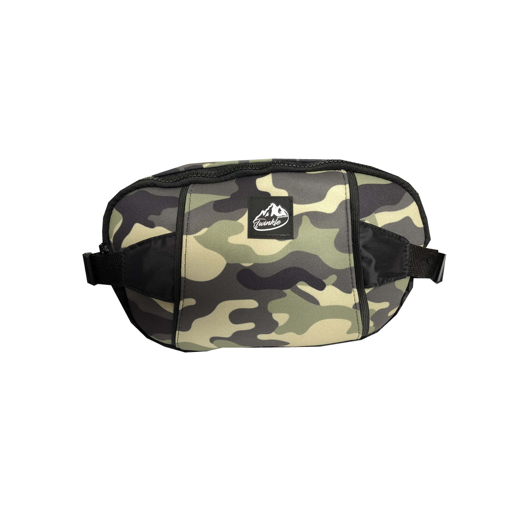 Camo-Waist Pack-Fitnatics World
