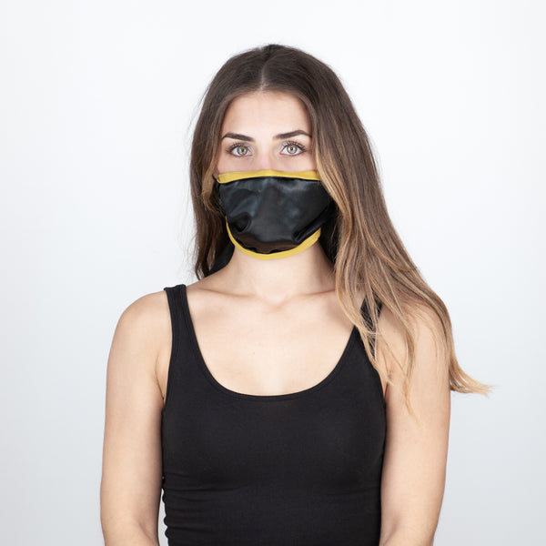 Multi-Purpose Band - black-mustard