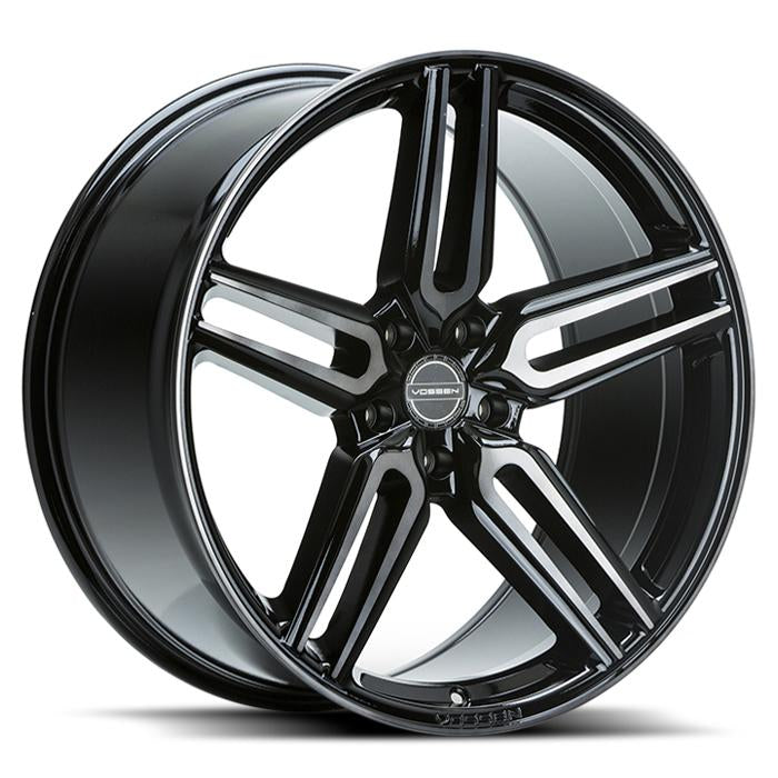 <b>Vossen</b> Hybrid Forged HF-1 -<br> Tinted Gloss Black