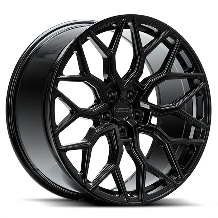 <b>Vossen</b> Hybrid Forged HF-2 -<br> Gloss Black