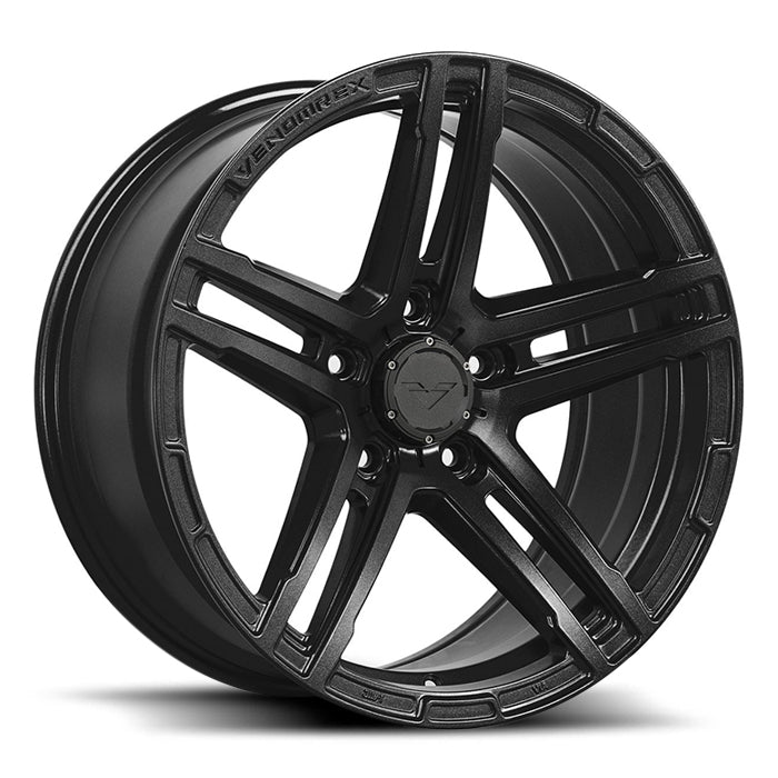 <b>Venom Rex</b> VR-501 -<br> Coal Black