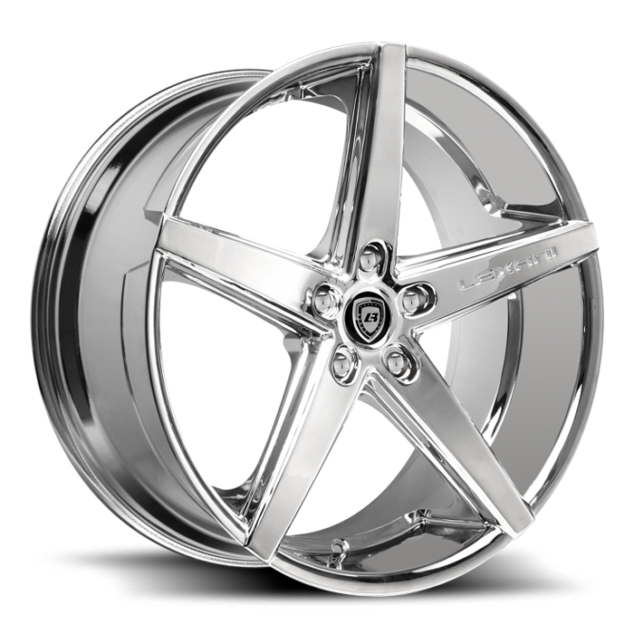 <b>Lexani</b> R-Four [ Concave Sport ] -<br> Chrome
