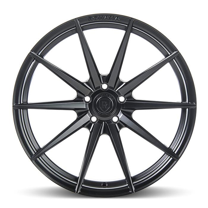 <b>Rohana</b> RF1 -<br> Matte Black [ Rotary Forged ]
