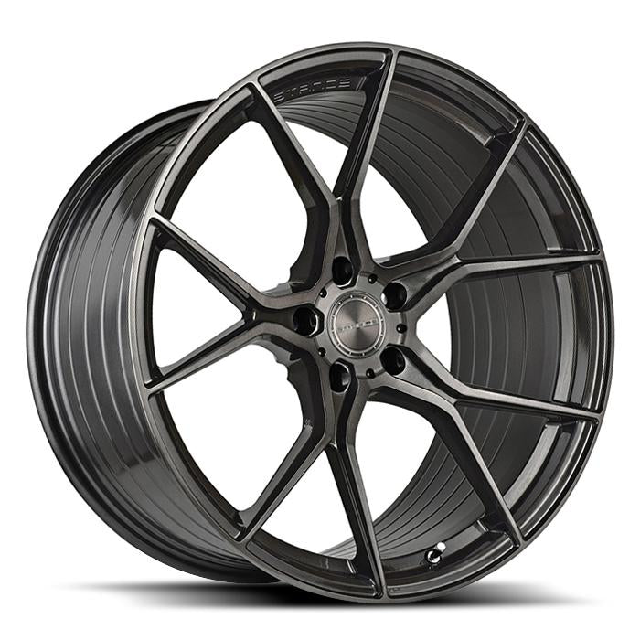 <b>Stance</b> SF07 -<br> Dual Brushed Gunmetal