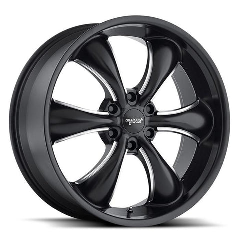 <b>American Racing</b> AR914 -<br> Satin Black Milled