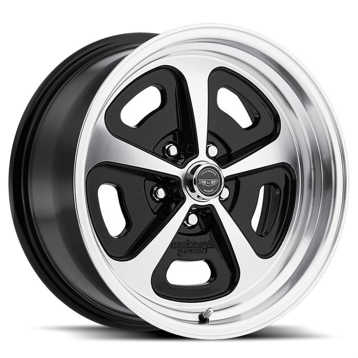 <b>American Racing</b> VN501 -<br> Gloss Black Machined