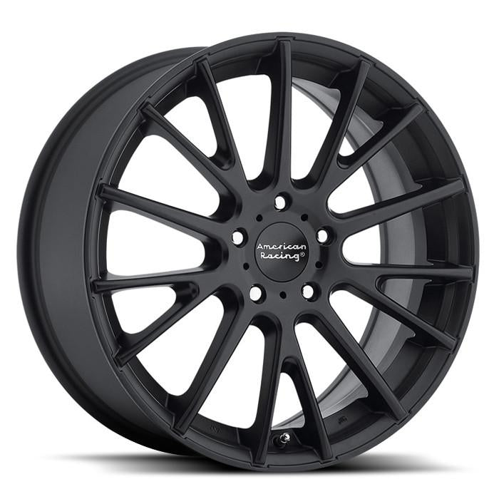 <b>American Racing</b> AR904 -<br> Satin Black