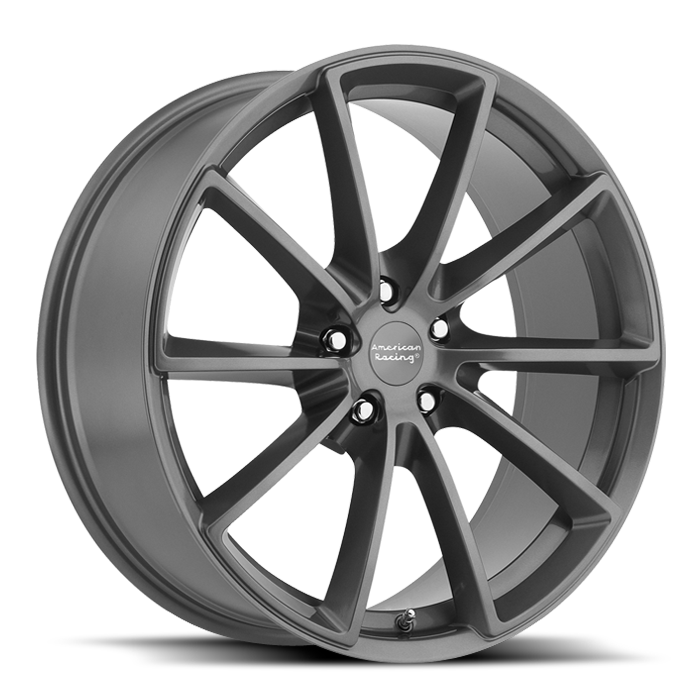 <b>American Racing</b> VN806 Fastback -<br> Anthracite Gray