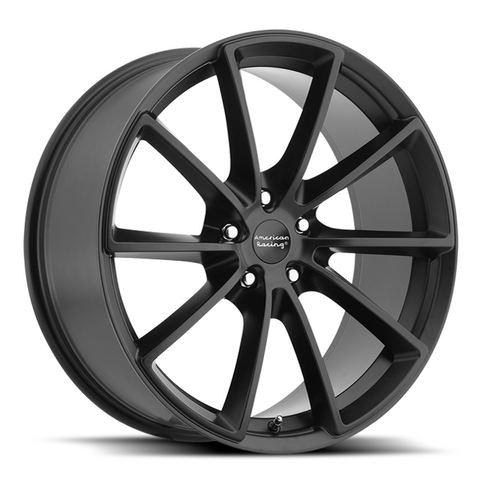 <b>American Racing</b> VN806 Fastback -<br> Satin Black