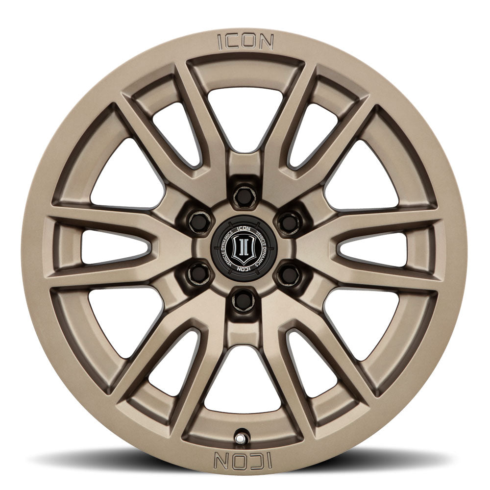 <b>Icon Alloys</b> Vector 6 -<br> Bronze