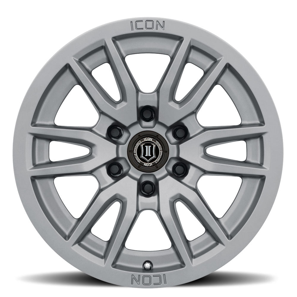 <b>Icon Alloys</b> Vector 6 -<br> Titanium