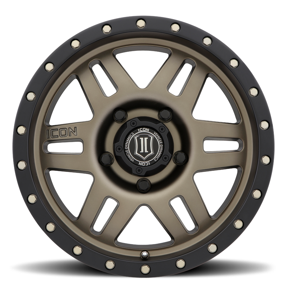 <b>Icon Alloys</b> Six Speed -<br> Bronze