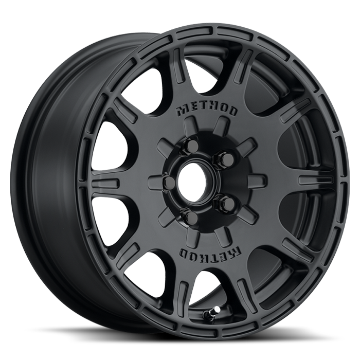 <b>Method</b> 502 VT-Spec [ Rally Series ] -<br> Matte Black