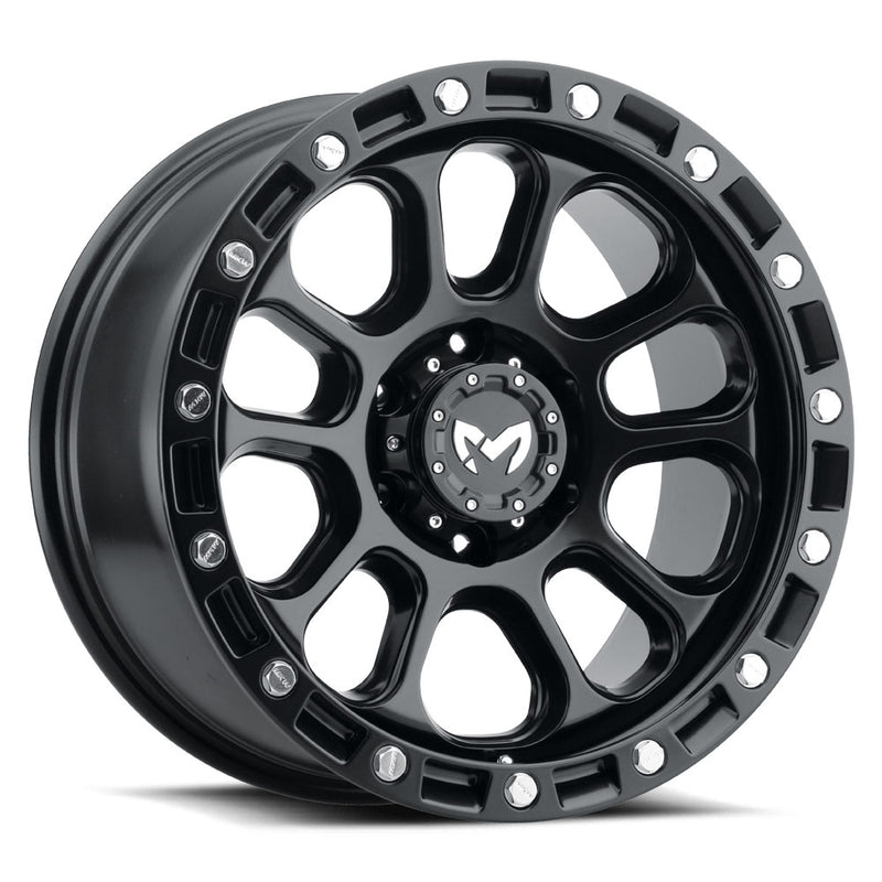 <b>MKW Off Road</b> M204 -<br> Satin Black