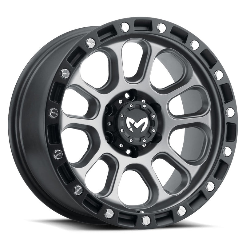 <b>MKW Off Road</b> M204 -<br> Matte Grey
