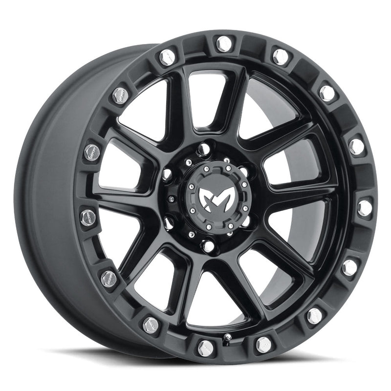 <b>MKW Off Road</b> M205 -<br> Satin Black