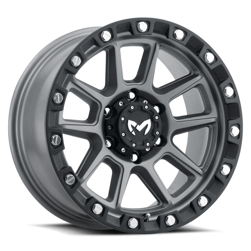 <b>MKW Off Road</b> M205 -<br> Matte Grey